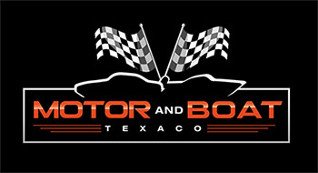 Motor and Boat Texaco